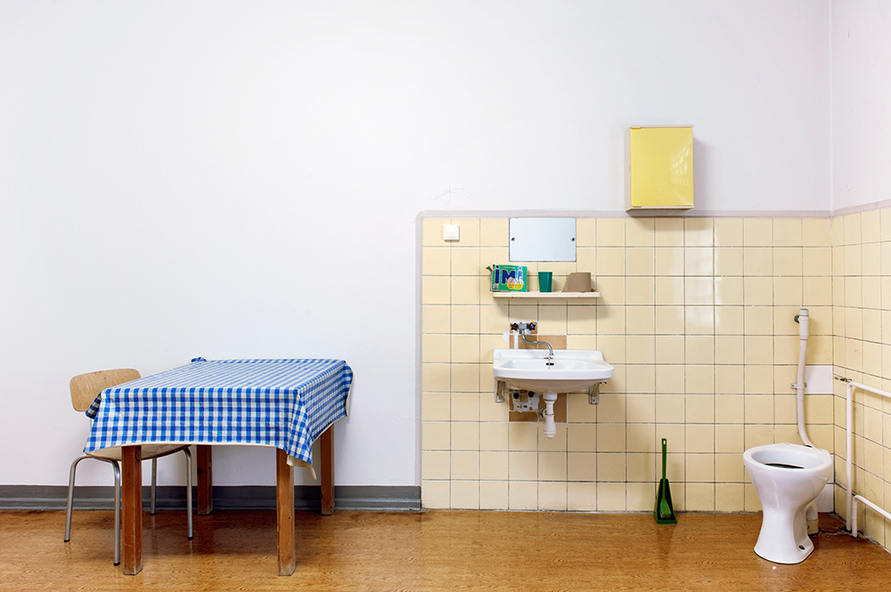 © Michelle Medenblik Hospital Prison Cell 2014