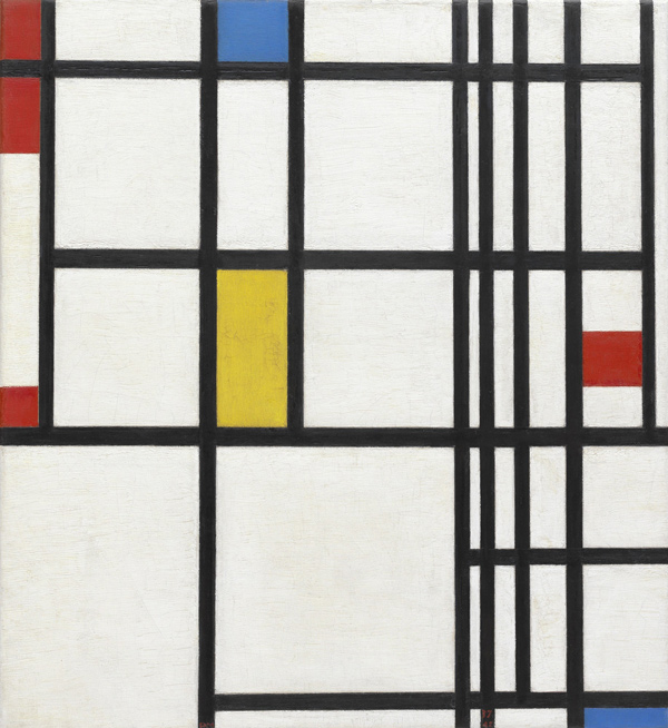 © Piet Mondrian Estate