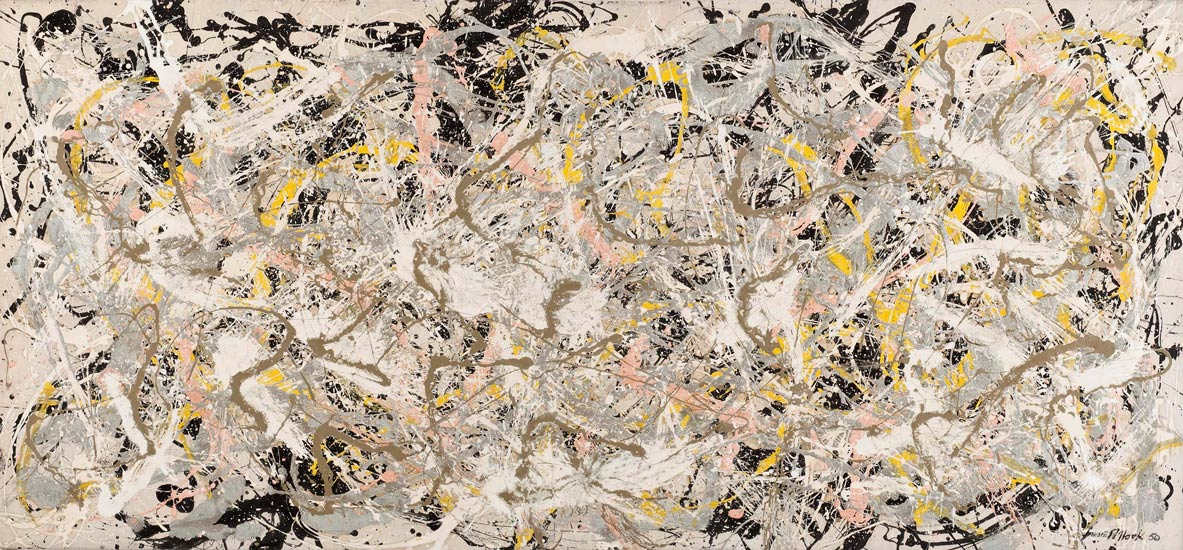 Pollock-1950-Number-27