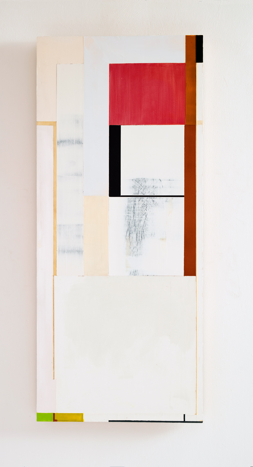 Joan Waltemath black and red is gold East 3 1,2,3,5,8…) 2013-16